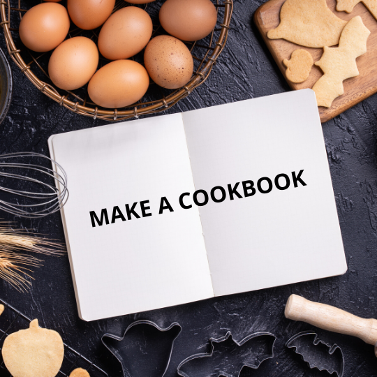 Make Your Own Cookbook