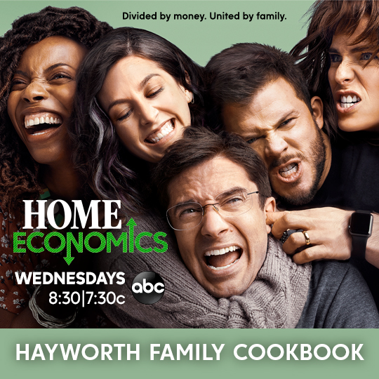 Home-Econ Cookbook