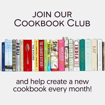 Connect with home cooks around the world