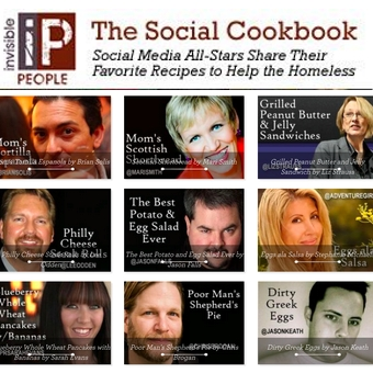 Cookbooks for a Good Cause