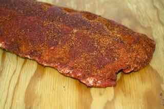 Dry Rub for Baby Back Ribs