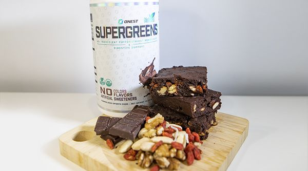 Low Carb Super Brownie