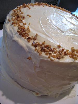 Tracy's Carrot Cake