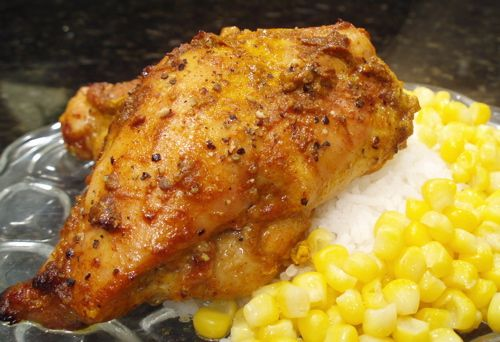 Tandori Spiced Chicken