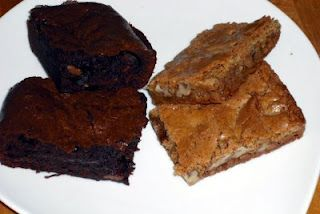 Blondies - The UN-Chocolate 'Brownie'
