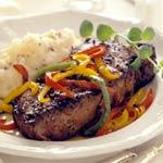 Sweet-Pepper Steak