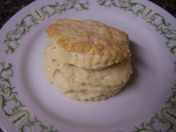 Southern-style Buttermilk Biscuits