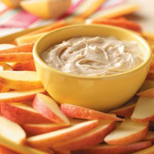 Fluffy Apple Dip