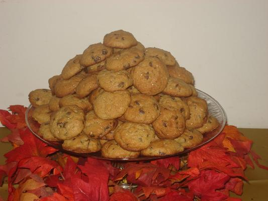 Mount Cookie More, Reduced Sugar. My oven died making this the day before Thanks Giving!