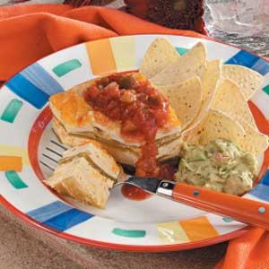 Puffy Chile Rellenos Casserole