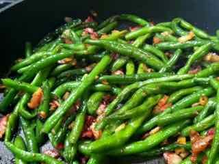 Creole Style Green Beans