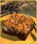GOOEY GERMAN CHOCOLATE UPSIDE-DOWN CAKE