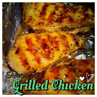 ~^Angel's^~ Seasoned-Grilled Chicken Strips