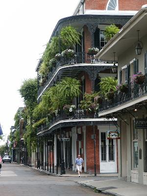 My favorite vacation spot, New Orleans