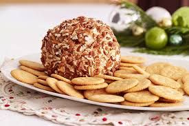 Nut Cheese Ball