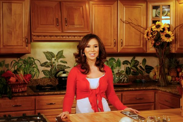 On the Set of Cooking With Nonna