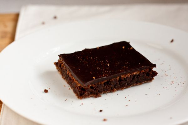 Mexican Chocolate Brownies