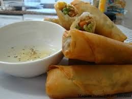 Fried Spring Rolls (Philippines)