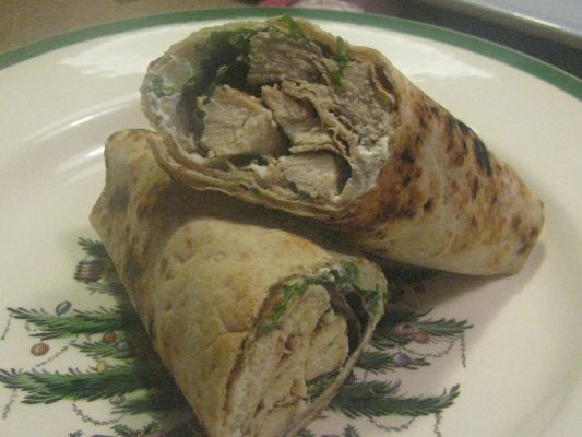 Greek God Whey Crisp Wrap