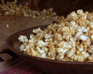 Weight Watchers Caramel Popcorn-5 points