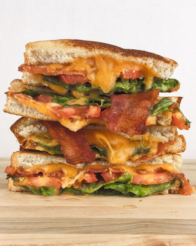 BLT Grilled Cheese