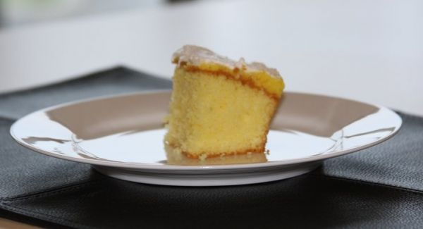 Lisa's Easy Lemon Cake