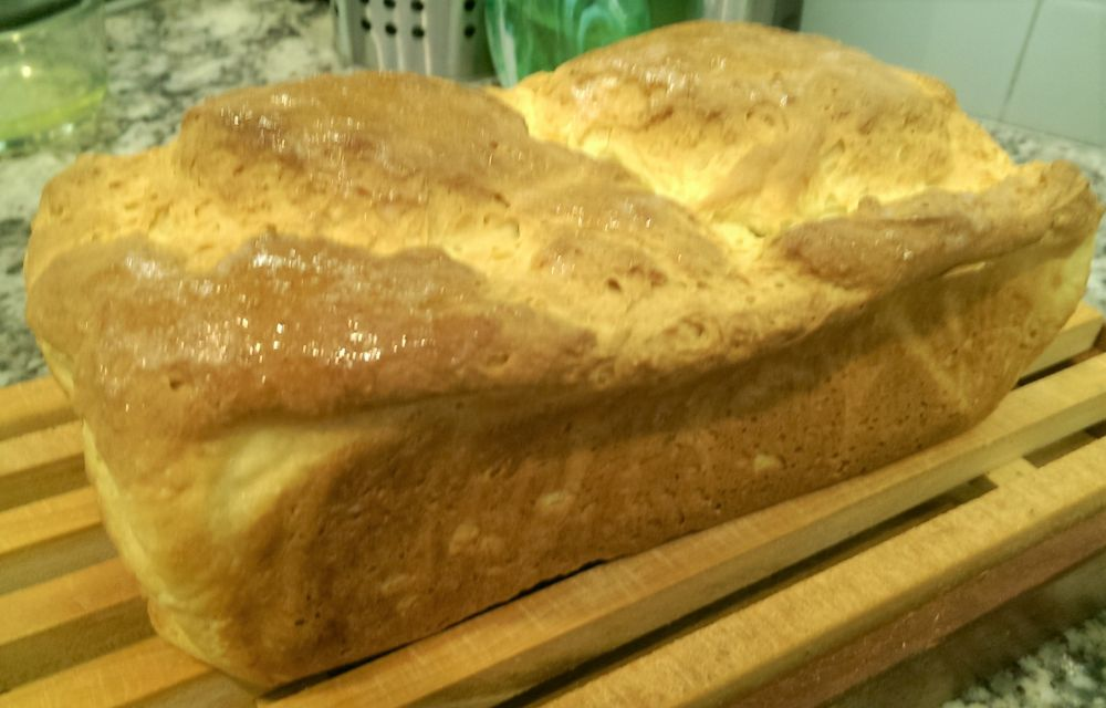 GOING GLUTEN FREE AND LOVING IT-BREAD