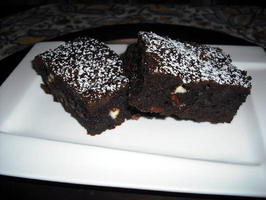 Cacao Nirvana Brownies