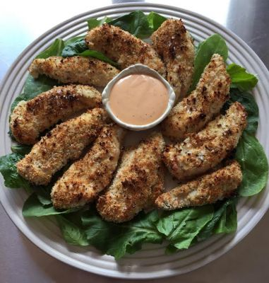 Baked Chicken Tenders