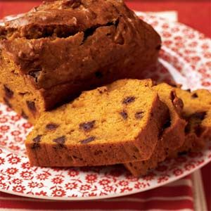 Mr. Norberg's Mom's Pumpkin Bread