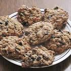 Oatmeal-Nut-Chocolate Chip Cookies