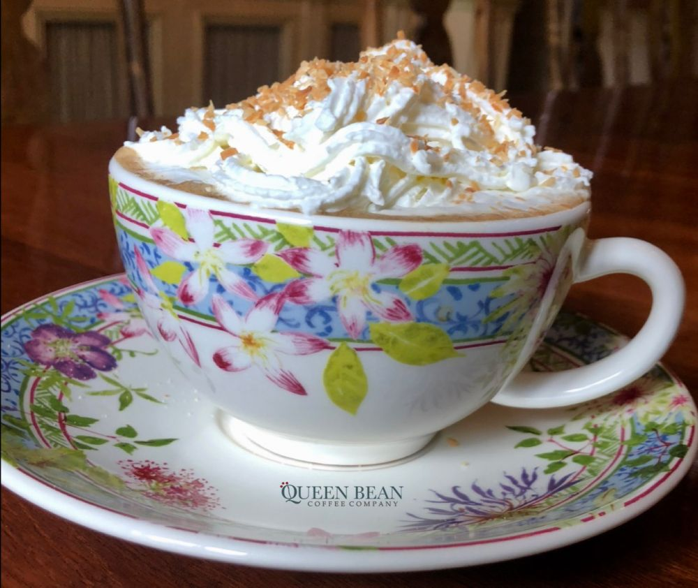 Coconut Cream Pie latte