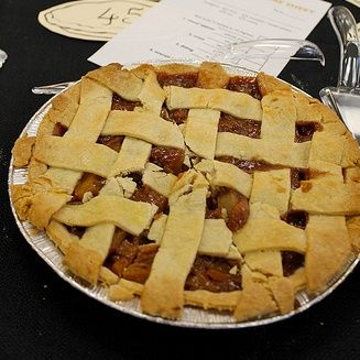 Not Your Average Apple Pie by Jessica Henning