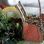 Herb Crusted Lollipop Lambchops