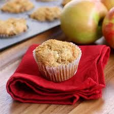 Gma Sally's Apple Muffins