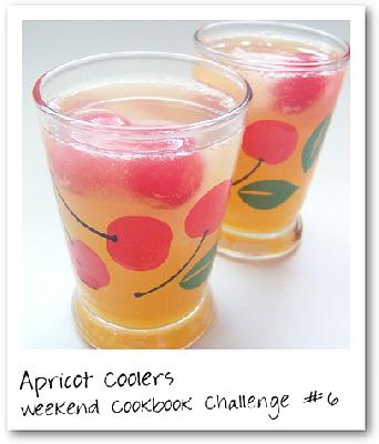Apricot Coolers (Non-Alcoholic)