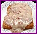 Chipped Beef on Toast -aka- S.O.S.