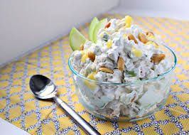 Taffy Apple Salad (addicting)