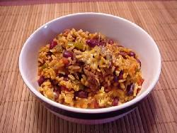 Slow Cooker Mexican Rice Casserole