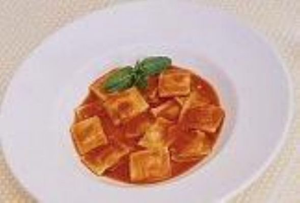 Potted Meat Ravioli