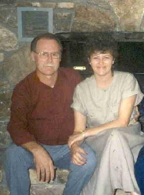 My husband of 33+ years & I... Jimmy Mac & Lynn