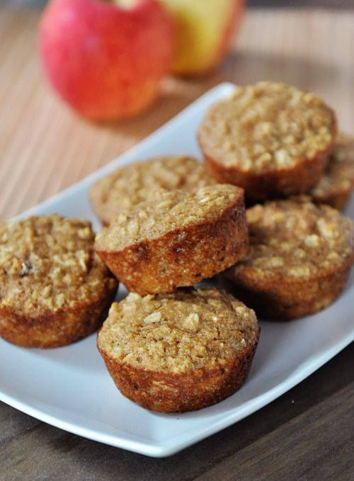 Oatmeal Applesauce Muffins submitted by Karen Wix  Richland  KY