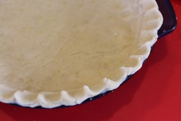 Gluten Free Single Pie Crust