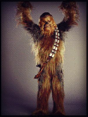 Chewbacca Screamer