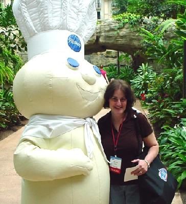 Me and Doughboy, March, 2006