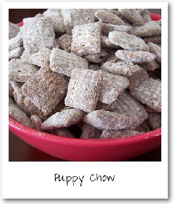 Puppy Chow or