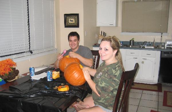 Pumpkin Carving 08