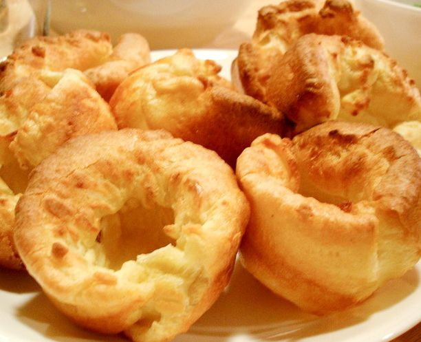 Yorkshire Pudding (a.k.a. Pop-Overs)
