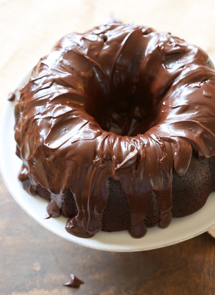 Nonna's Chocolate Cake