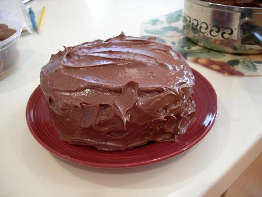 Fantastic Double Fudge Frosting